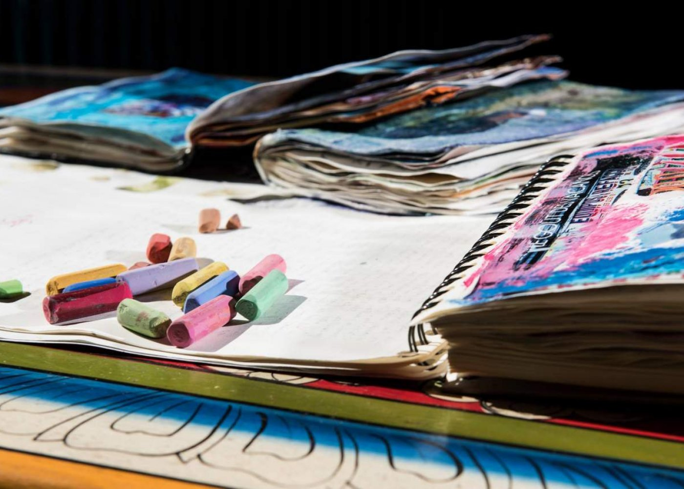 Recentrez-vous avec l'écriture d'un Journal Créatif®