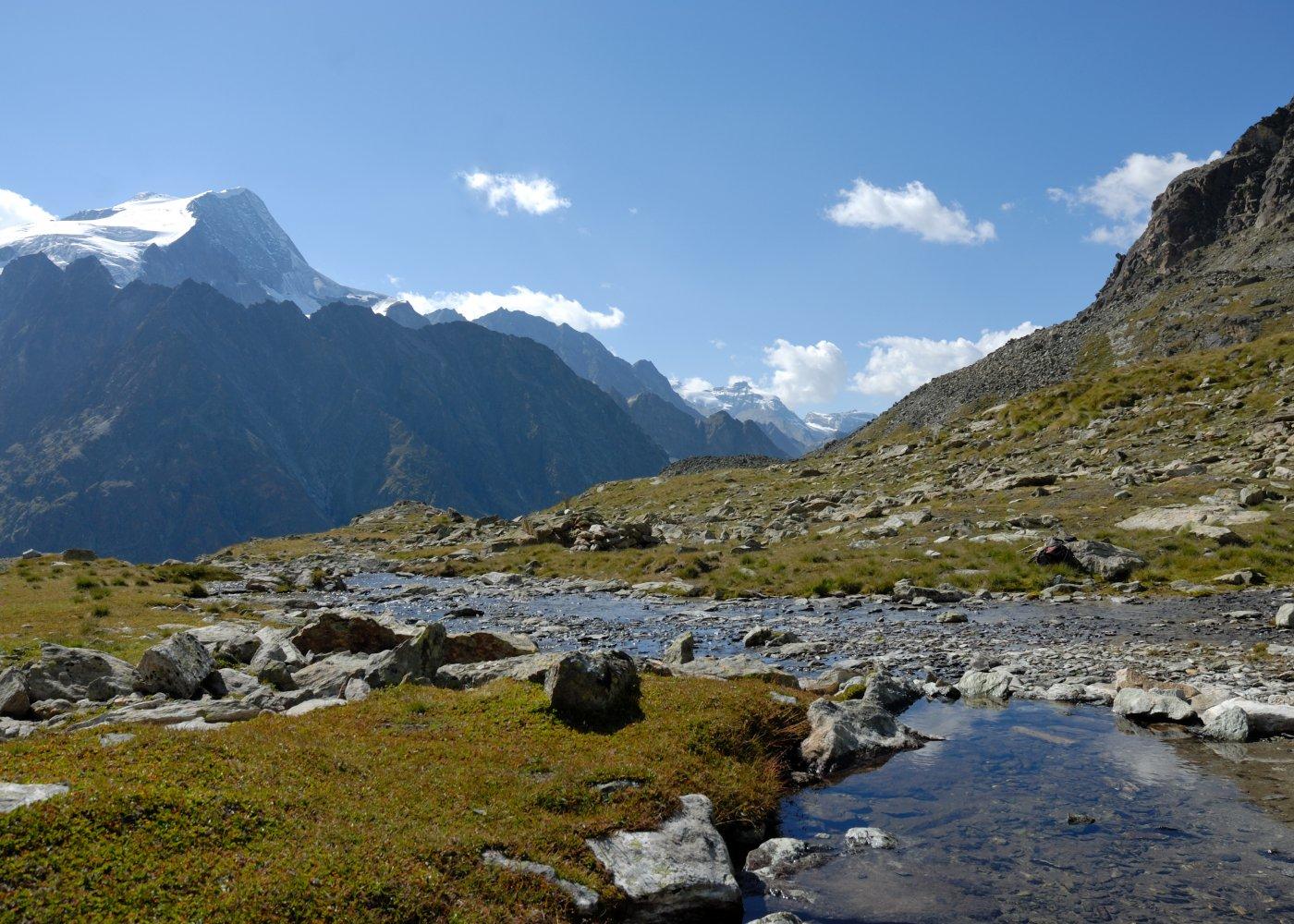 Le Tour du Val d'Hérens