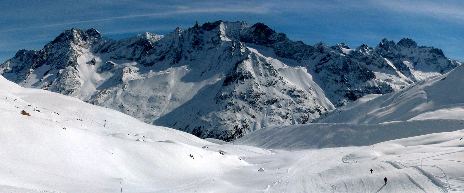 Ski alpin - Espace Dent Blanche