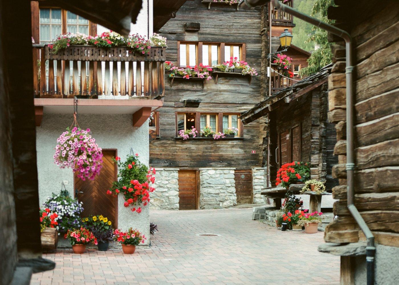 5. Evolène, parmi les plus beaux villages de Suisse