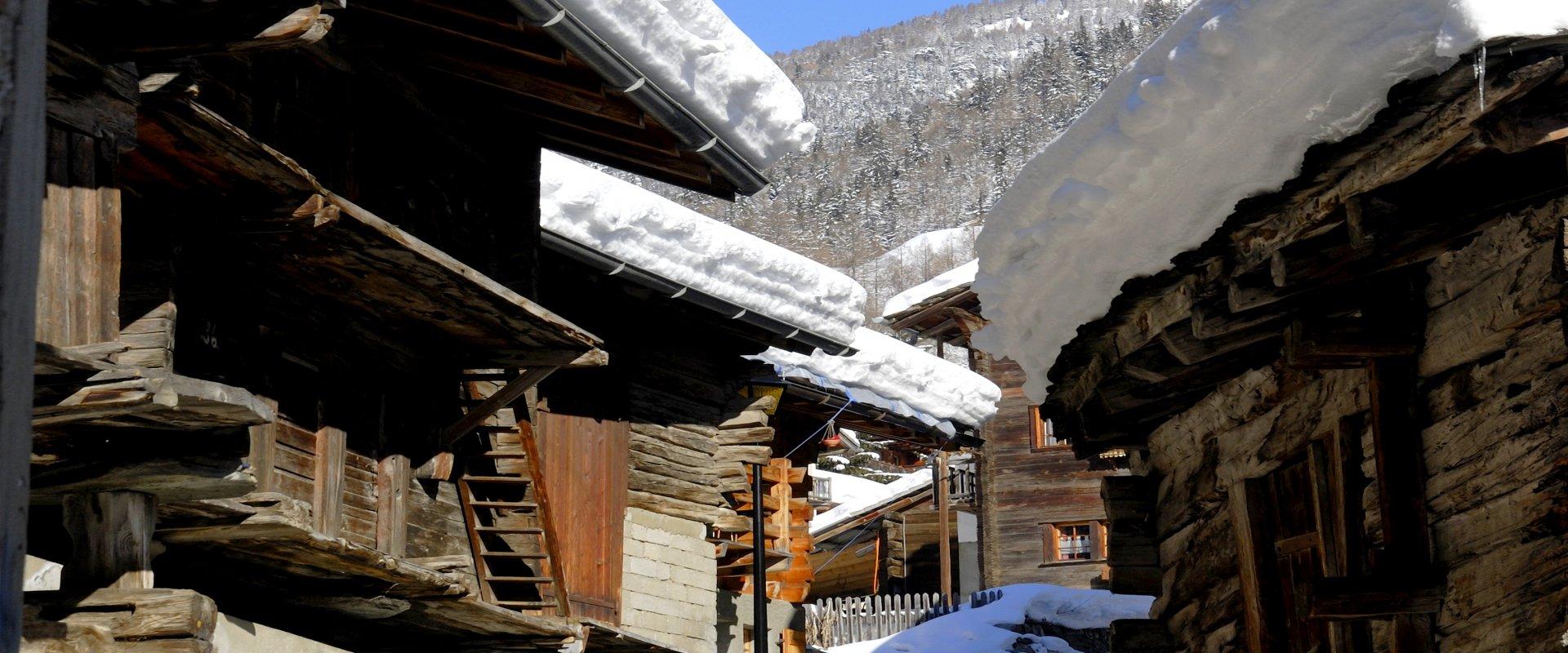 Des villages historiques préservés