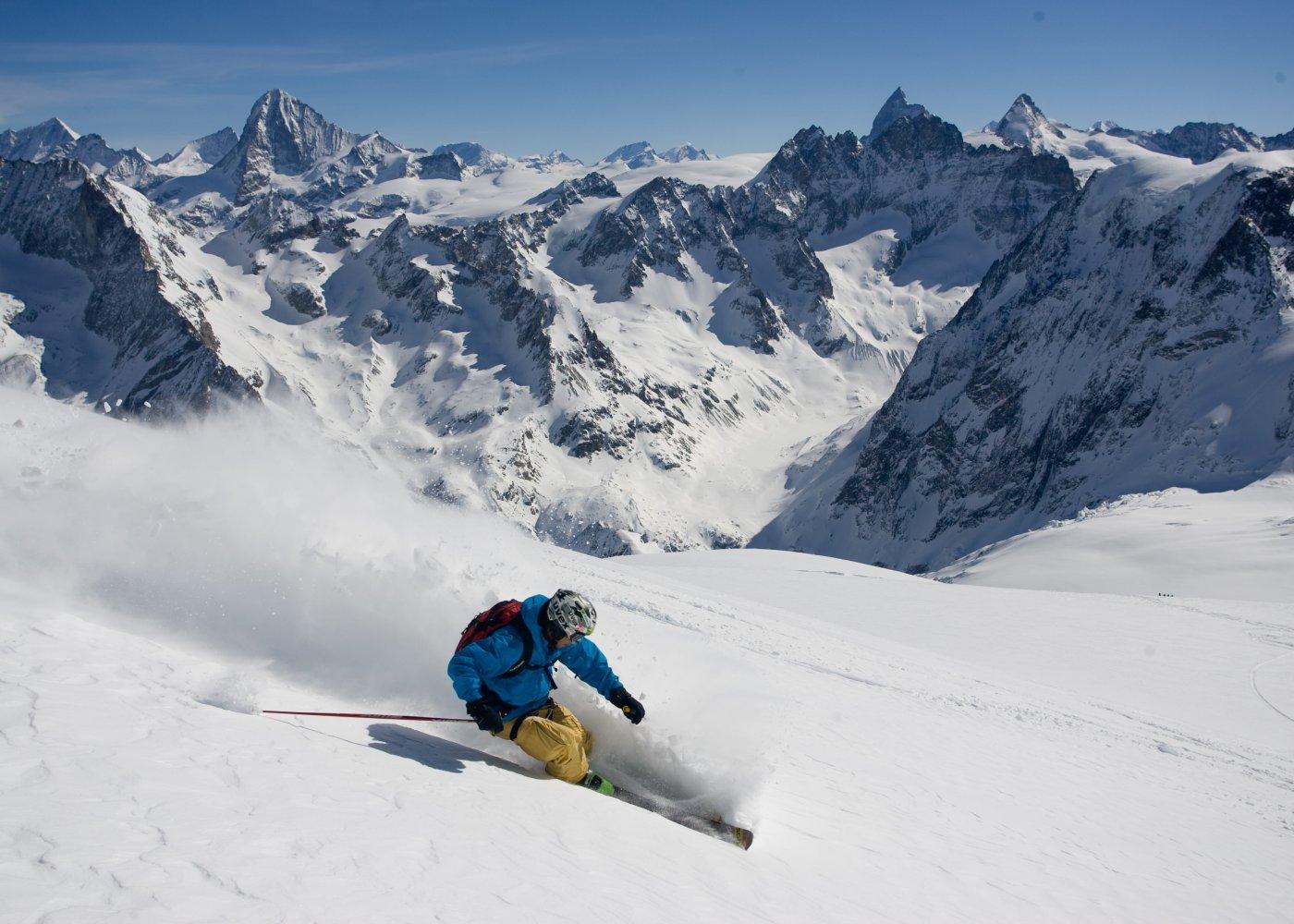 Entdecken Sie unsere verschneiten Reiserouten