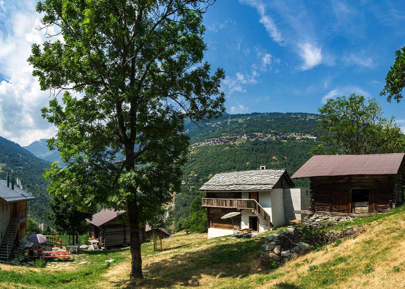 Ossona, hameau agritouristique à découvrir