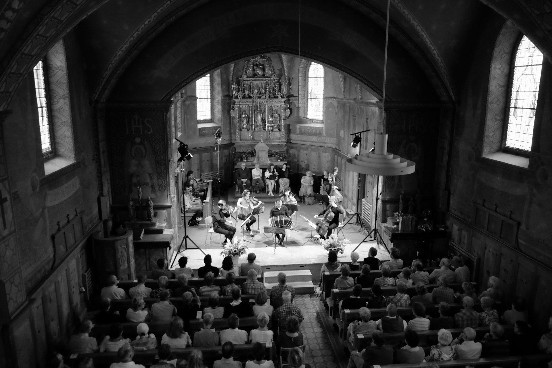 Dans le Valais, un festival de musique classique très intimiste et haut de gamme