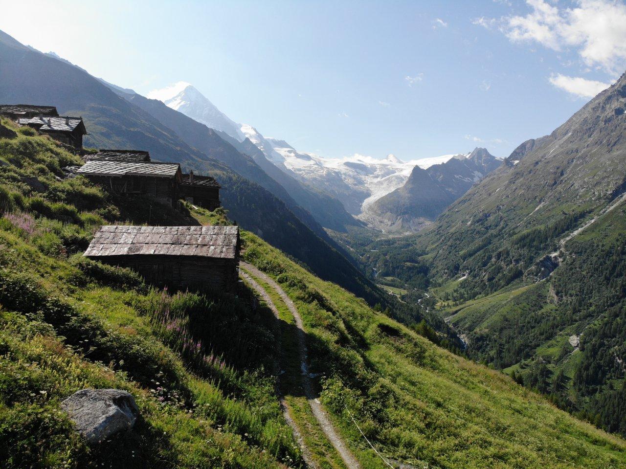 Rando-Yoga au Val d'Hérens