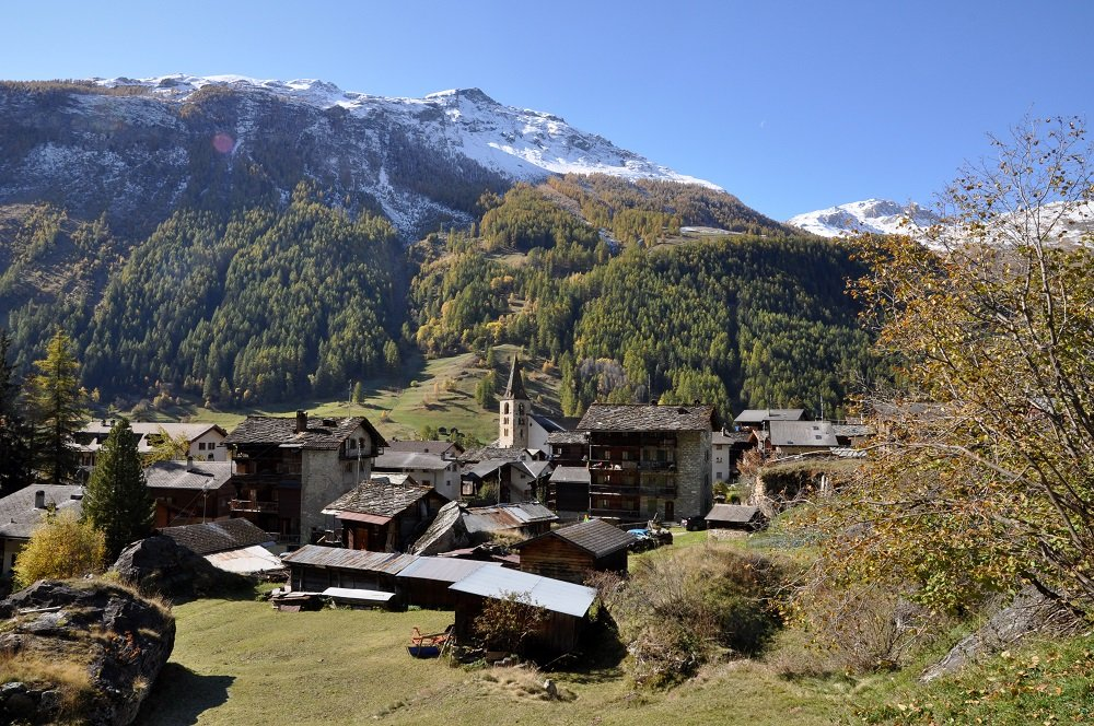 Guided tour of the traditionnal villages