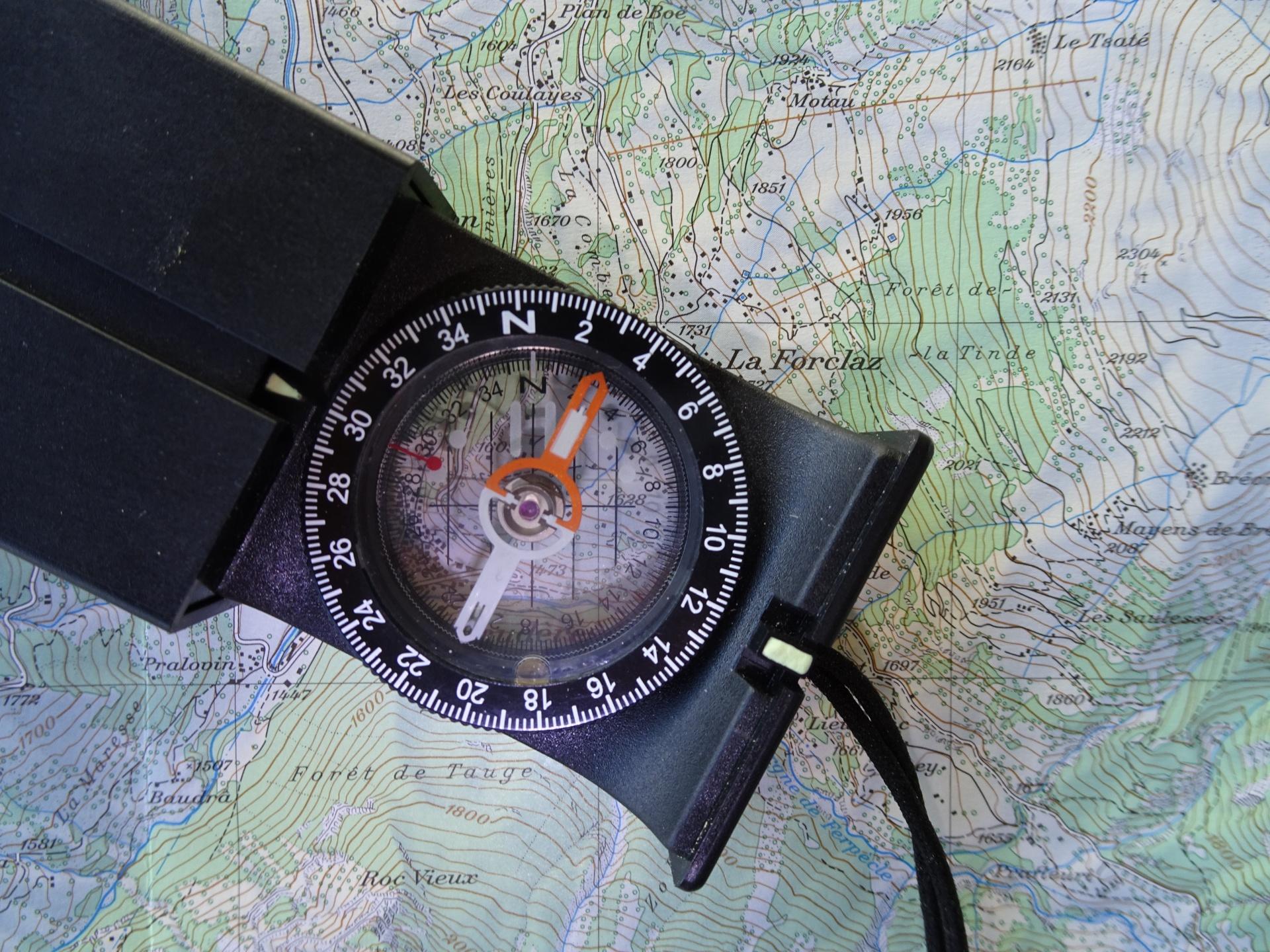 Empfohlene Ausrüstung für Bergwanderungen