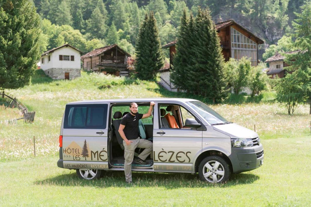 Taxi Les Mélèzes