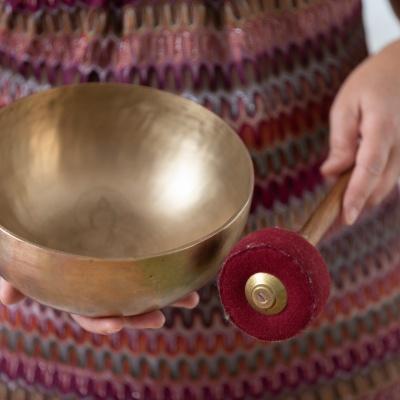 La danse céleste des bols tibétains