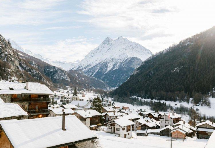 Evolène élu plus beau village de Suisse Romande