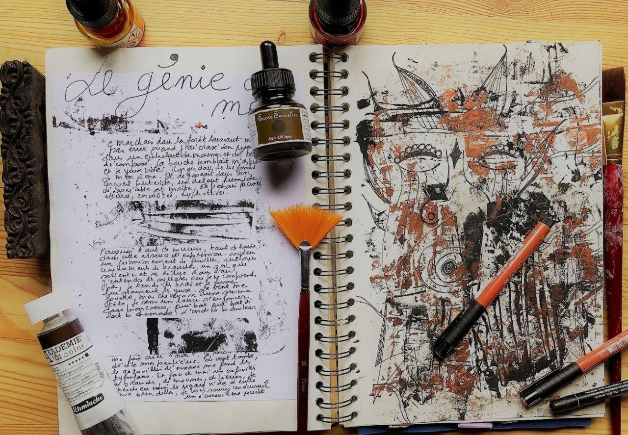 Atelier d'expression créative