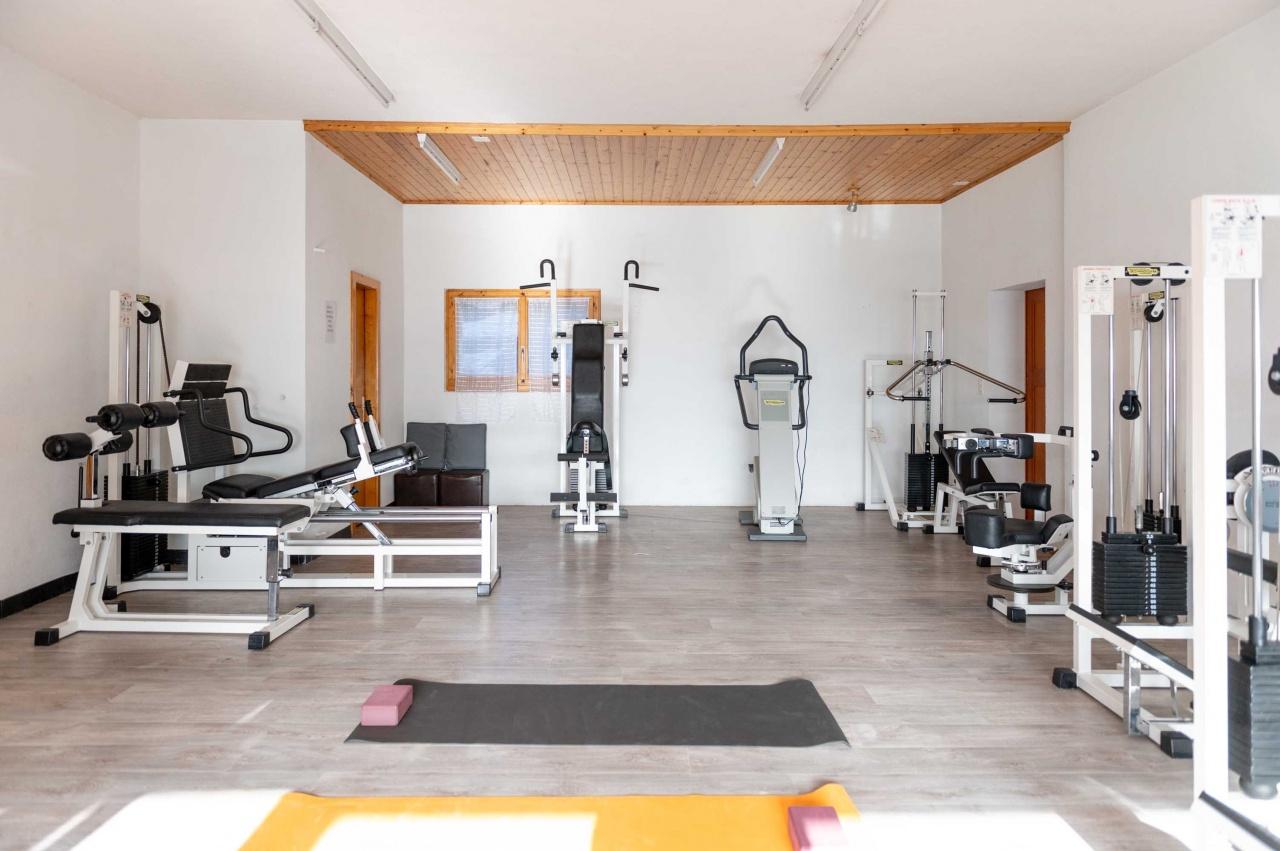 Salle de sport/Fitness du Col de Torrent
