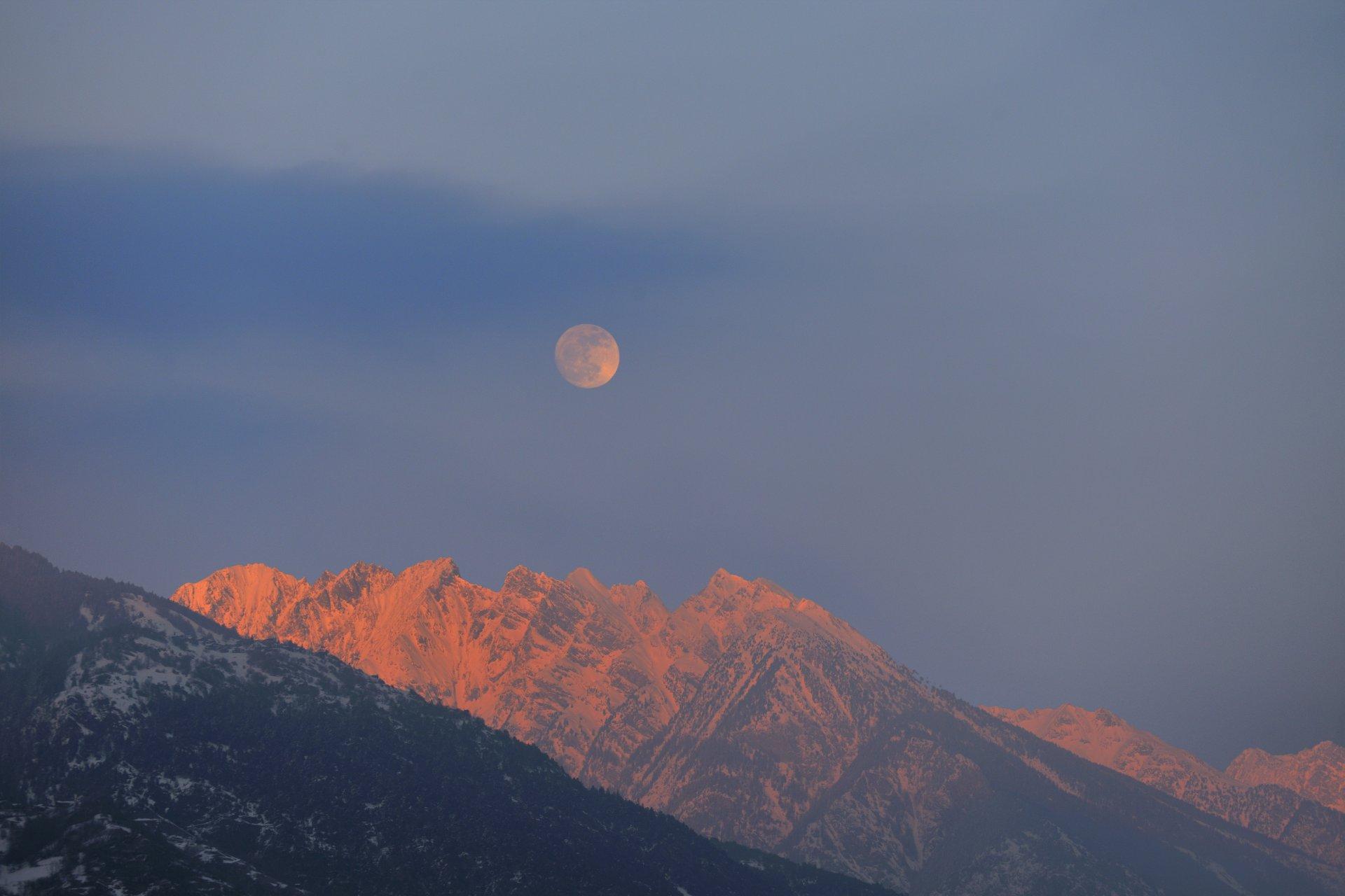 Randonnée « Pleine lune »