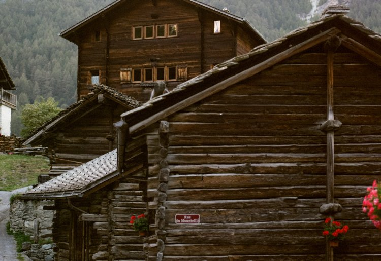 Village des Haudères
