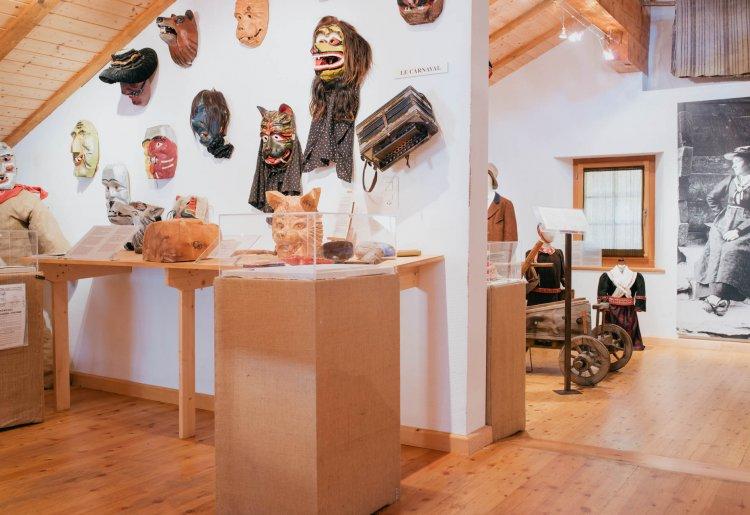 Musée à Evolène