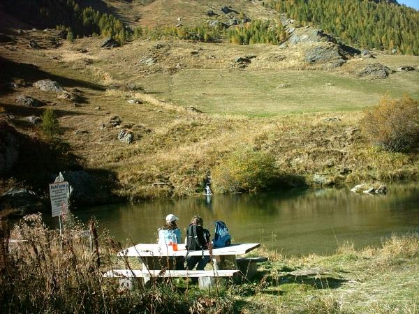 Pêche à La Gouille