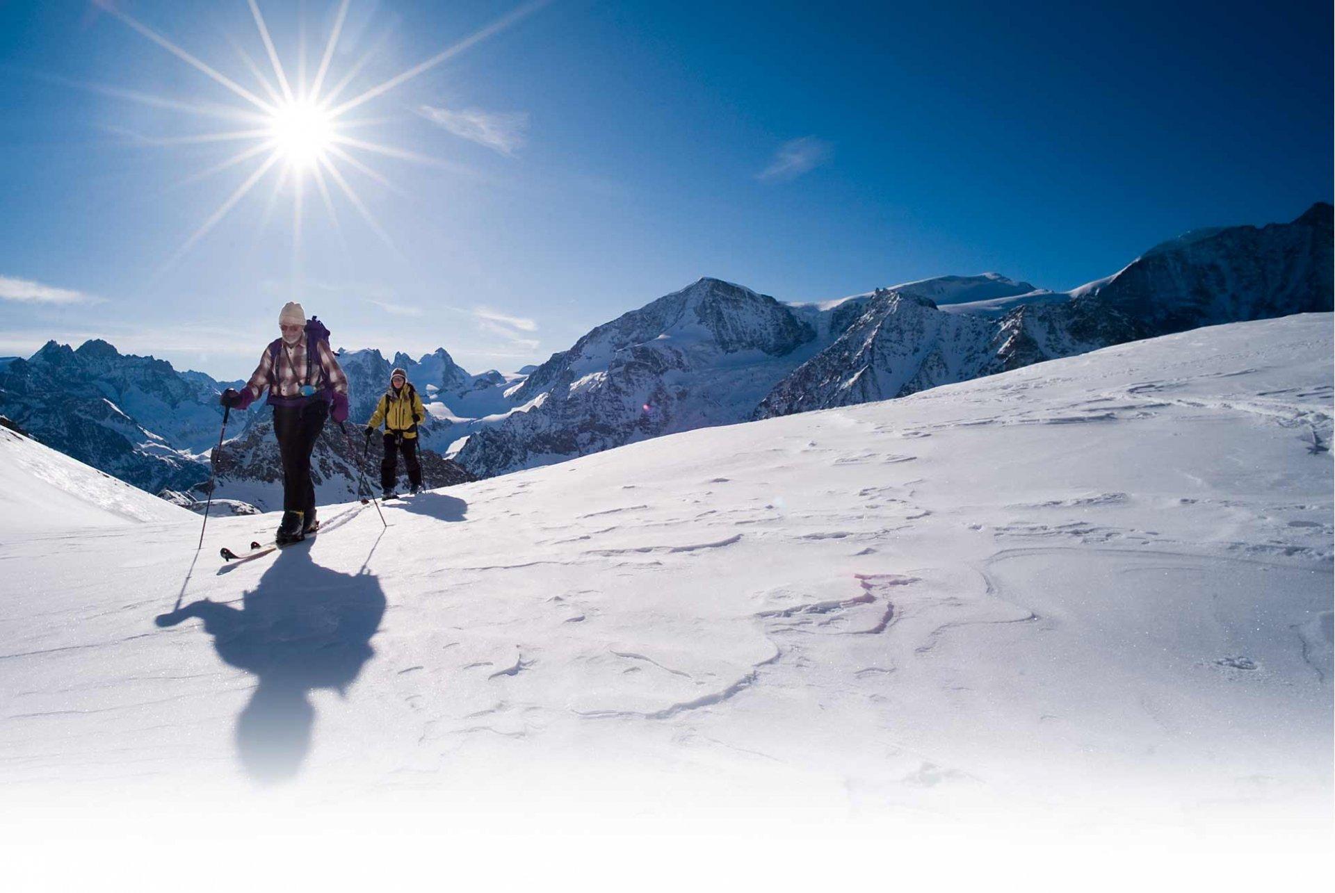 Ski rando - Comprendre une Trace