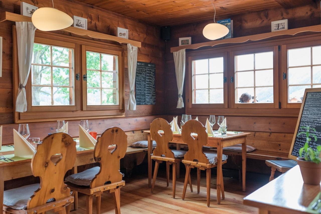Café-Restaurant Les Collines - La Sage